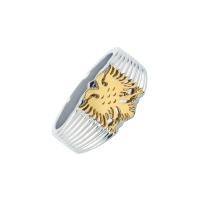 MENS CLASSIC EAGLE RING